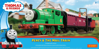 Hornby OO Thomas & Friends Percy & the Mail Train HOR-R9284