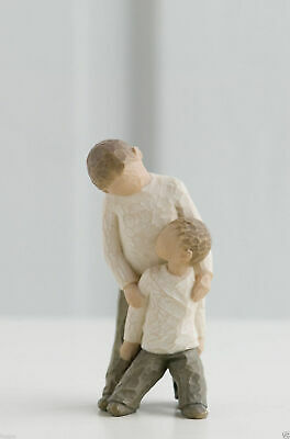 Willow Tree Figurine Brothers By Susan Lordi  26056
