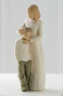 Mother and Son Willow Tree Figurine By Susan Lordi 26102