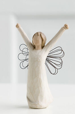 Willow Tree Figurine Courage Angel By Susan Lordi 26149