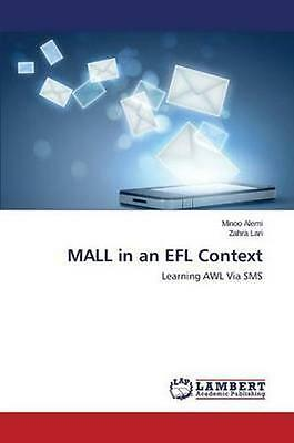 NEW Mall In An Efl Context by Minoo Alemi BOOK (Paperback / softback) Free P&H