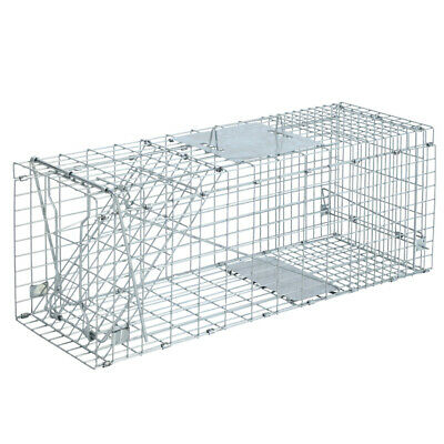 Large Humane Possum Hare Animal Cage Live Safe Catch Feral Hare