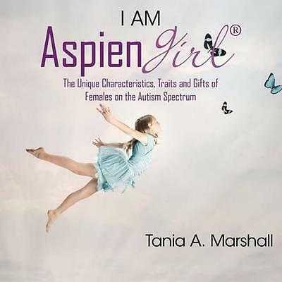 NEW I Am Aspiengirl by Tania Marshall BOOK (Paperback) Free P&H