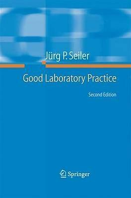 NEW Good Laboratory Practice BOOK (Paperback) Free P&H