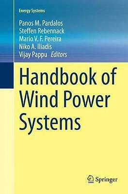 NEW Handbook Of Wind Power Systems BOOK (Paperback) Free P&H