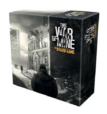 This War of Mine Boardgame - New