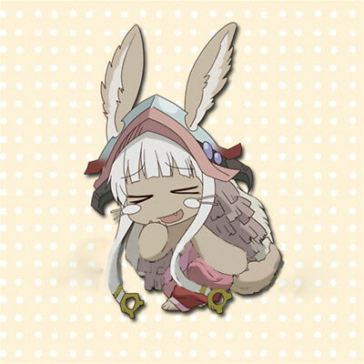 Anime Made in Abyss Nanachi Acrylic Keychain Keyring Gift New