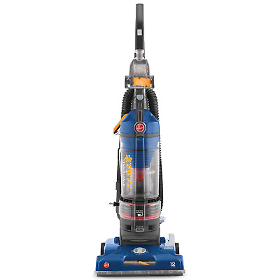 Hoover WindTunnel Rewind Plus Bagless Upright Vacuum Cleaner - UH70240