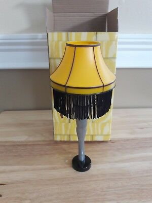 A Christmas Story, Leg Lamp Night Light With Original Box