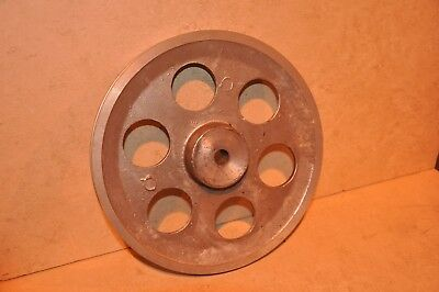 "Picador 10"" Dia X 5/8"" Bore Single A Pulley Fig 1A Brand New"