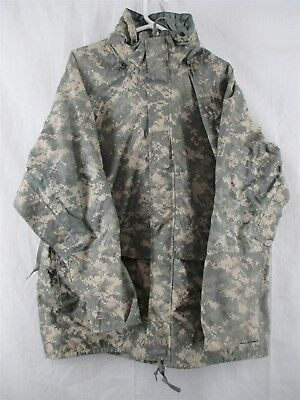 4512d553c2a2a ARMY GORE-TEX X-LARGE Regular Parka/Coat/Jacket Digital Camo ACU ...