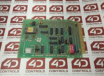 Giddings & Lewis 502-02917-02 Processor Board - Used