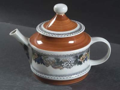 Goebel BURGUND Tea Pot 166164