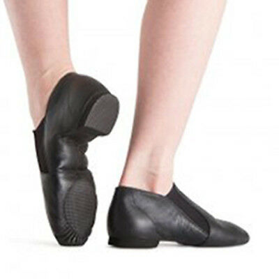 Bloch - Black Jazz Elasta Booties (Size 2)