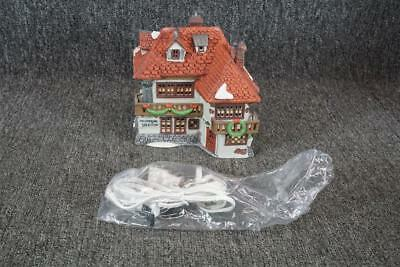 Department 56 Dickens Village Series Mr Wickfield Solicitor C. 1989