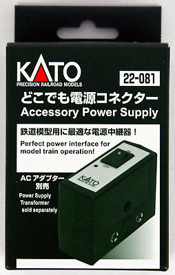 Kato 22-081 Accessory Power Supply (*Power Supply Transformer Sold Separately)