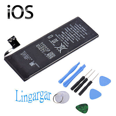 OEM Internal Li-ion Battery Replacement & Suction Kit For iPhone 5 5S 6 6Plus