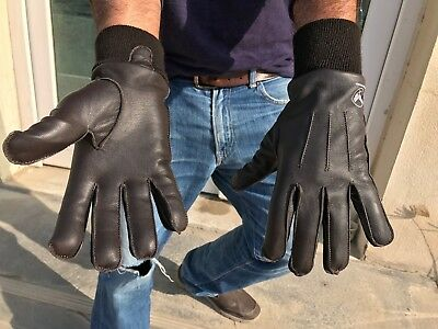 USAAF Type A-10 Pilot Leather Gloves