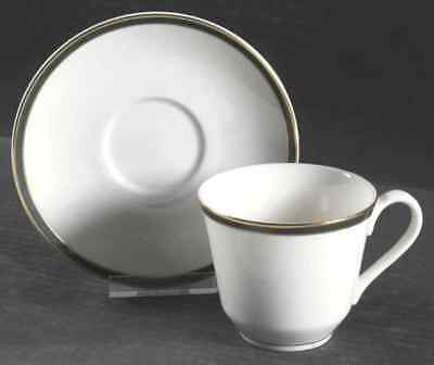 Royal Doulton OXFORD GREEN (INDONESIA) Cup & Saucer 3367011