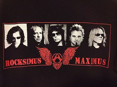 Aerosmith T Shirt Large Rocksimus Maximus Tour 2003