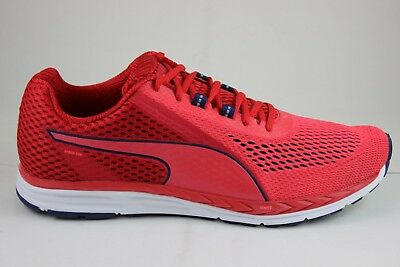 2146273a8670 PUMA MEN S SPEED 500 Ignite Ankle-High Fabric Running Shoe -  60.62 ...