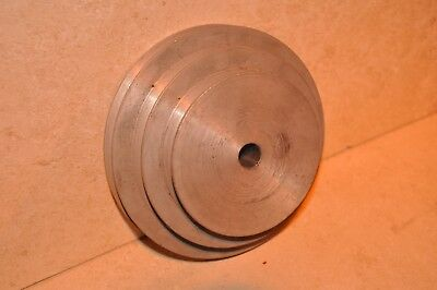 """Picador 4""""/5""""/6"""" Dia X 5/8"""" Bore 'a' Pulley Fig 456 Brand New"""