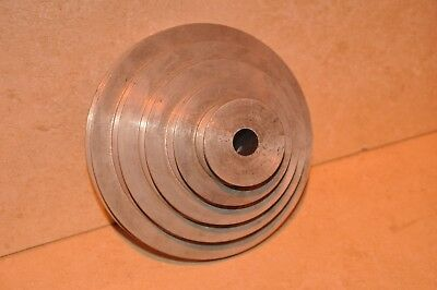 "Picador 2""/3""/4""/5""/6"" Dia X 5/8"" Bore 'a' Pulley Fig 6 Brand New"