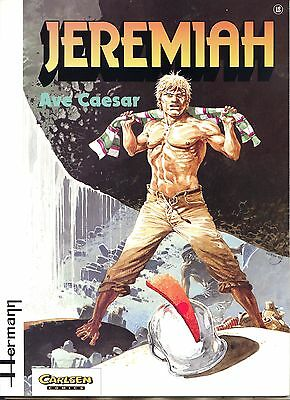 Jeremiah Carlsen Verlag 1 - 18 Complete, All In 1.auflage Edition Top