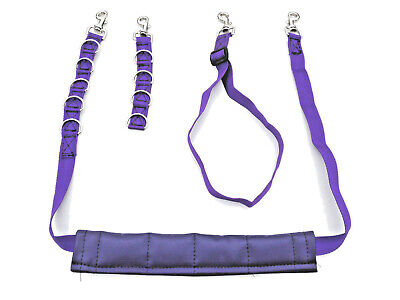 Dog  Grooming Harness , Strap, Noose , Restraint , Belly Pad, 4 Colours