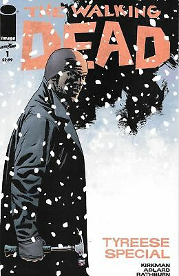 THE WALKING DEAD: TYREESE SPECIAL (October 2013, Image) NM+
