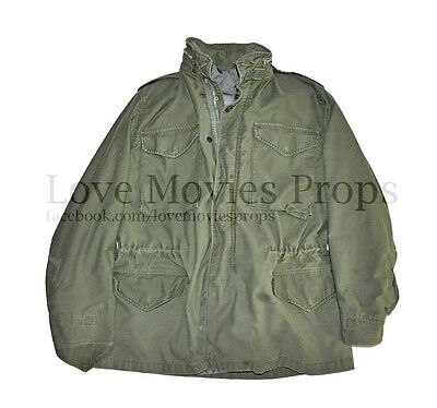 Channing Tatum Screen Worn Green Jacket The Vow Love Story Movie Nicholas Sparks