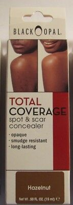 Black Opal Total Coverage Spot Scar Concealer Hazelnut .50 Fl oz
