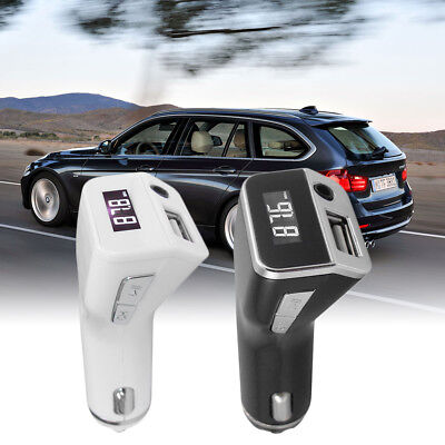 Car MP3 Player FM Transmitter Car MP3 Player USB Rechargeable MP3 Player GT