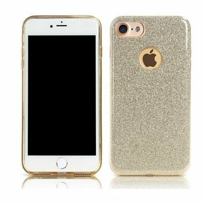Comz Glitter Charming case for iPhone7 - Gold