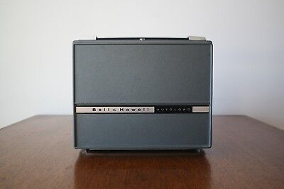 Vintage Bell & Howell Autoload 357B 8MM Film Projector