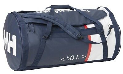 Helly Hansen HH Duffel Bag 2 50L Holdall 68005/692 Evening Blue NEW
