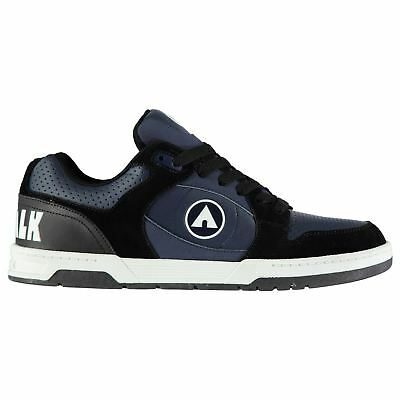Airwalk Throttle Skate Shoes Mens Gents Laces Fastened