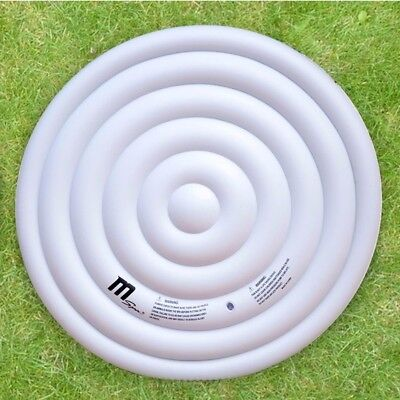 MSpa Inflatable Round Bladder Spa Heat Preservation Cover (4 Person) 140cm