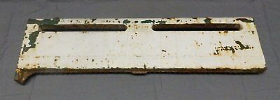 """Antique Hot Water Base Board Heat 24"""" Section Cast Iron Old Vtg Base Ray 367-18P"""