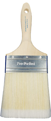 """NEW BEST 4"""" Wall,Trim Paint Brushes.Painting For House Home Professional"""