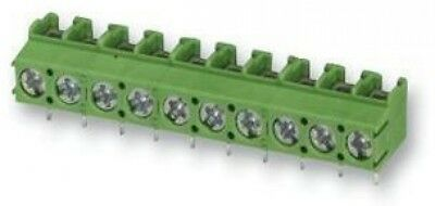 4 X PT1, 5/3-5.0-V Contact Term Block , PCB , Screw , 5.0mm , 3 Way (MB268)