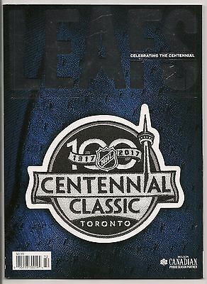 2016-17 TORONTO MAPLE LEAFS: 100th Anniversary Special Collector`s Magazine