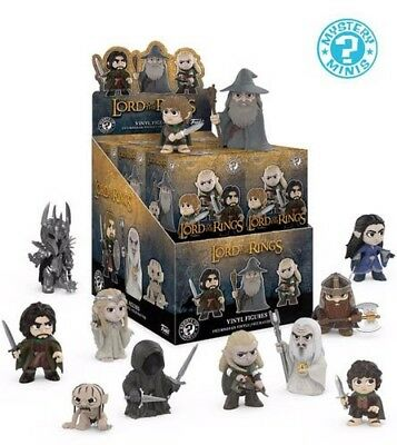 Funko Mystery Minis Lord of the rings  Vasta scelta - Big Choice NEW!!!