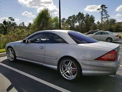 2003 Mercedes-Benz CL-Class  2003 Mercedes-Benz CL-Class CL 55 AMG 2dr Coupe