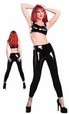 FANTASY Leggings unisex schwarz Gr.XL