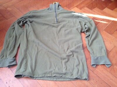 Famous Norgie Ecw Polar Neck Shirt Royal Marines Norway