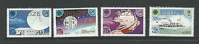 1983 World Communications Year set of 4 Complete MUH/MNH as Issued