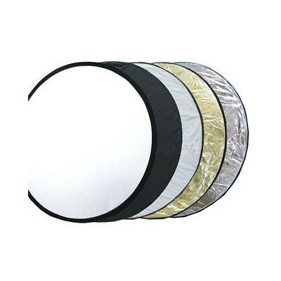 Reflector plegable redondo 5 en 1 80cm Phottix