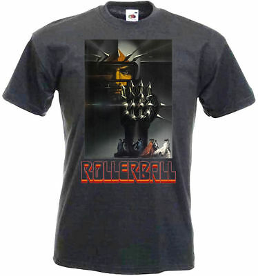 Rollerball v2 T-shirt graphite all sizes S...5XL