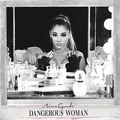 ARIANA GRANDE Dangerous Woman with Bonus Tracks (Total 18 tracks) JAPAN CD F/S